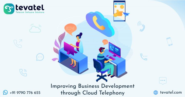 Read more about the article Improving Business Development through Cloud Telephony