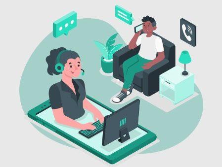 Cloud telephony for the new age call center